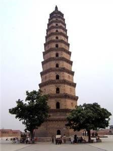 Jing County Dagoba