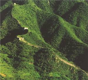 Qing Shan Guan Mountain Pass
