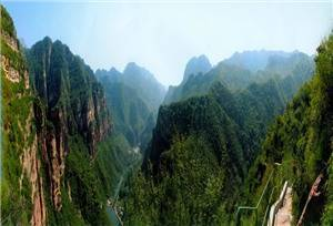 The vast valley of Xingtai
