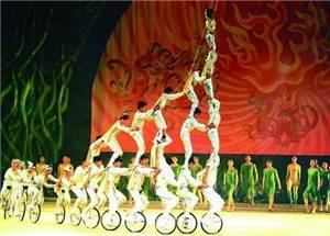 The Hometown of Acrobatics in Wuqiao