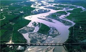 Three Parellel Rivers