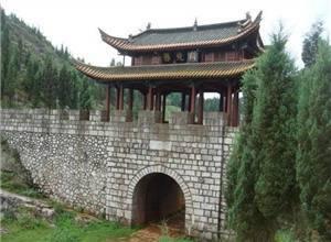 the Shengjing Pass