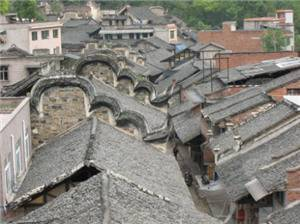 Luoquan ancient town