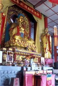 Jingning Temple.