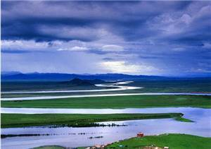 The First Bay of the Yellow River