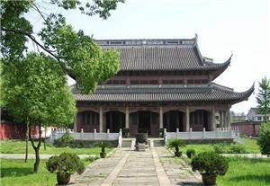Haishen (God of the sea) Temple
