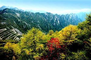Taebaek Mountain