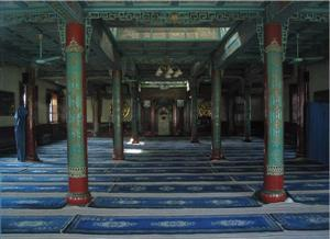 The Great Mosque of Hohhot
