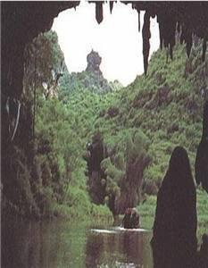 Three Caves of the Jade Stream