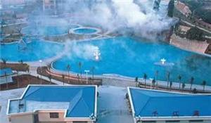 Hot Spring Tourist Resort of Fengshun County