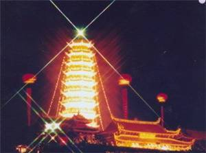 Pagoda of Thousand Buddhas