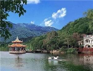 Xihushan Mountain