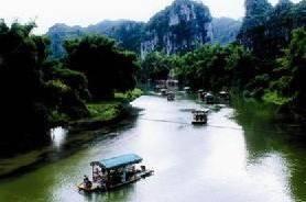 Shipaiyang Scenic Area