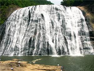 Jiulongji Waterfall Complex