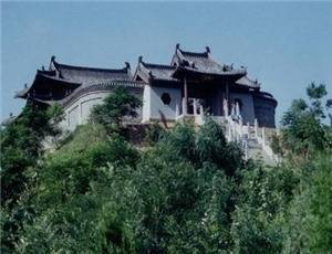 Jingyang Ridge Tourist Area