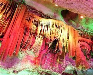 Yiyuan Karst Cave
