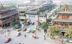 Song Dynasty Imperial Street