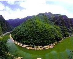 Qunying Lake Scenic Area