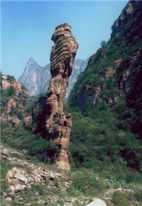 Qiwangzhai Scenic Area