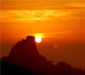 Mt. Jigongshan Scenic Spot