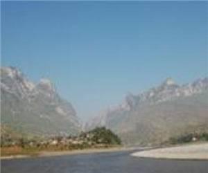 Zangke River Scenic Spot