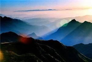 Duyun Jianjiang Doupeng Mountain Scenic Spot