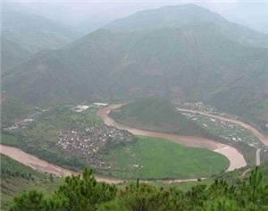 Natural Diagram of the Supreme Ultimate of Qi River
