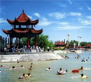 Changji Beihu Lake Park