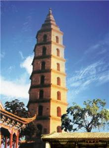 Tianzhou Old Pagoda