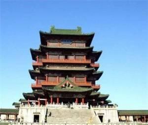 Longzhu Pavilion