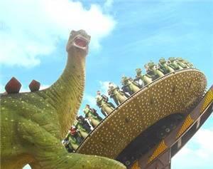 Changzhou Chinese Dinosaur Park