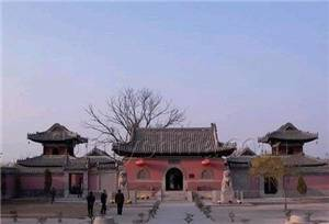 Qianlong Temporary Imperial palace