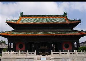 Zhaohe Dragon King Temple