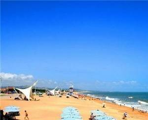 Seashore Bathing Places
