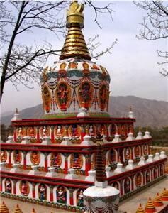 Guomeri Buddhist Pagoda