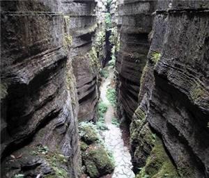 Suobuya Stone Forest