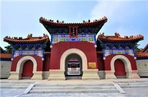 Baishui Monastery