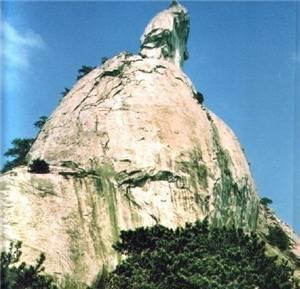 Scenic Spot of Tortoise Mountain