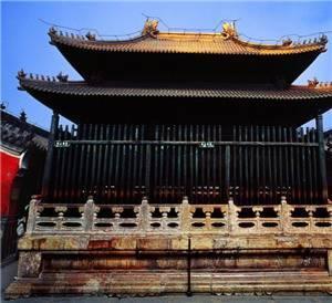 Xuangu Temple
