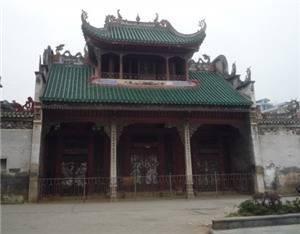 Qiuzhou Temple