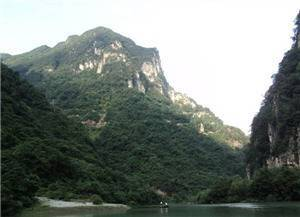 Lushui Lake Scenic Area