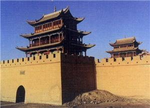 Jiuquan Famous Historical Site of the Western Han Dynasty