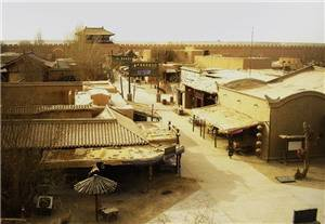 Qiaowan Ancient City