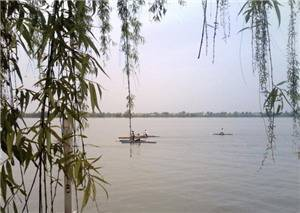 Willow Lake Park of Kongtong