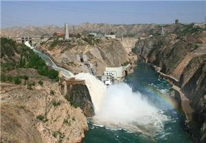 Liujiaxia Gorge Hydropower Station