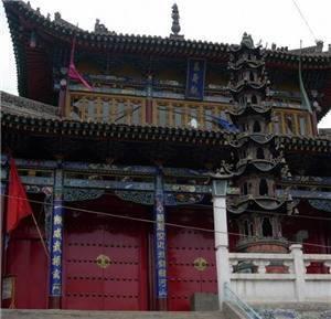 Wanshou Taoist Temple
