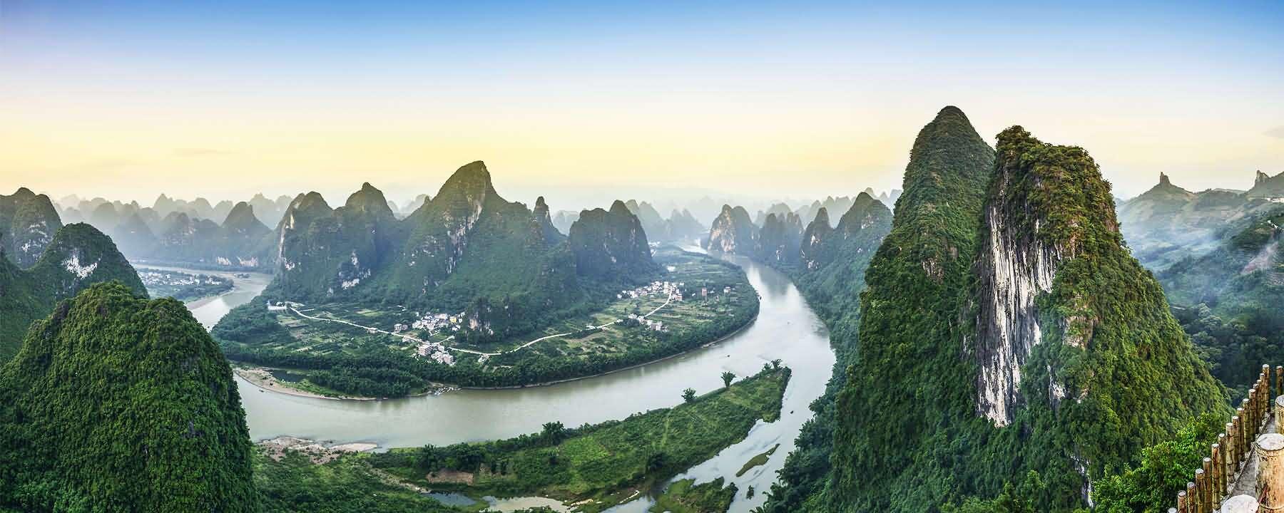 Top Ten China Tours
