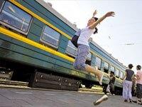 China Train Travel