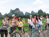 4-Day Yulong River Hiking Trip in Yangshuo