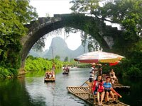 5-Day Kayaking in Yangshuo